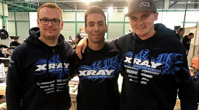 EOS Warschau 2017: Team Xray triumphiert in Buggy 2WD
