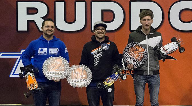 Patrick Hofer dominierte den ersten Lauf im Ruddog-Cup