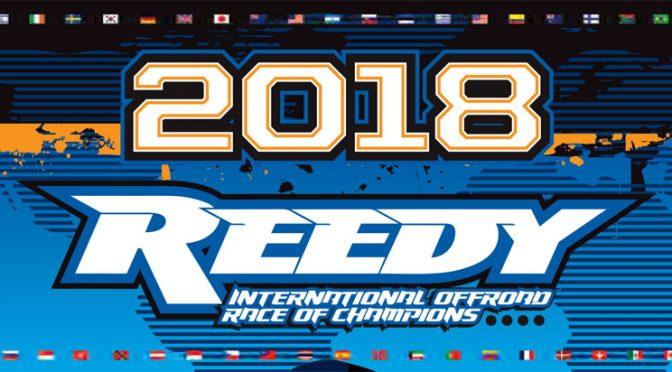 Dustin Evans gewinnt Reedy Offroad Race of Champions 2018
