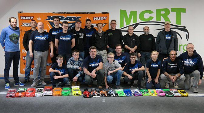 Xray Racing Series zu Gast beim MCRT Aschaffenburg
