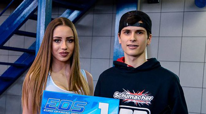 EOS 2018: Michal Orlowski schafft Doppelsieg in der Hudy Arena