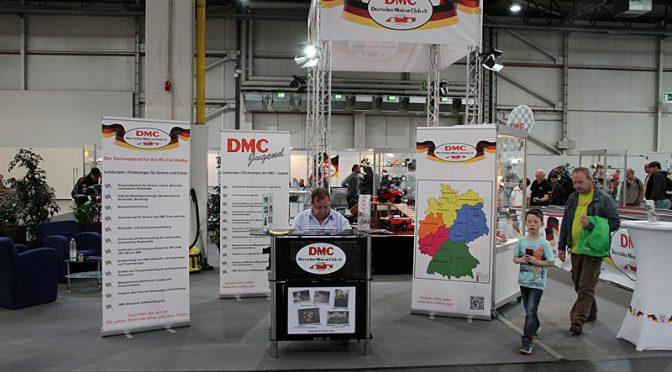 Der Deutsche Minicar Club (DMC) auf der 40. Intermodellbau 2018