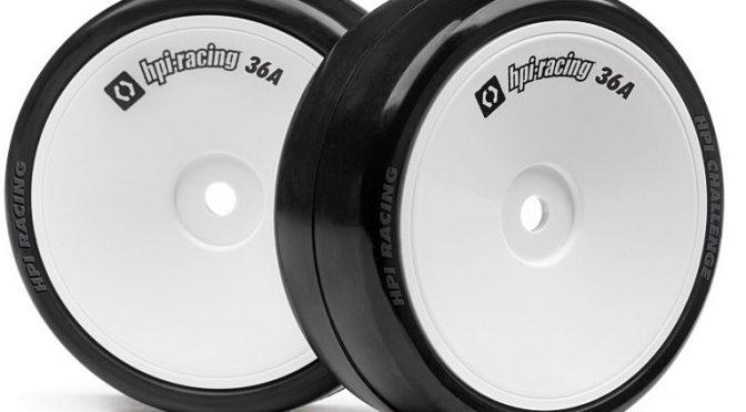 Neue Reifen für die HPI Challenge