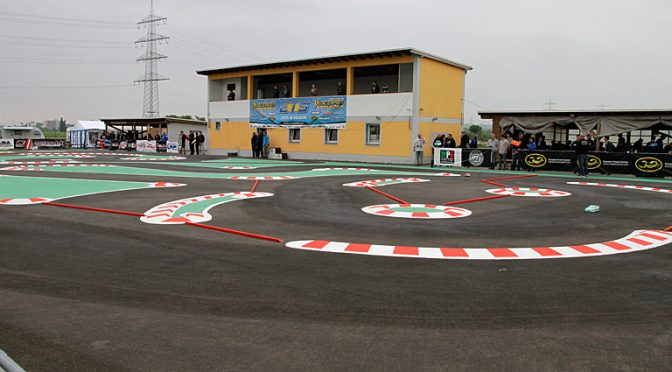 Euro Touring Series nach sieben Jahren zurück im Motodrom Andernach