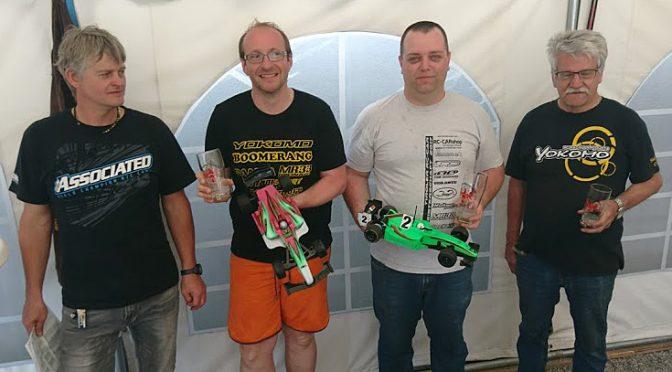 Tiroler Meisterschaft startete beim AMC Tirol in die neue Saison