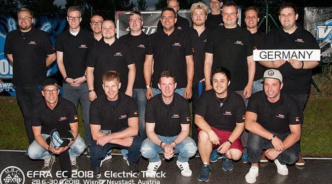 EM 2018 Tourenwagen und Formel : Deutsches Team sehr erfolgreich