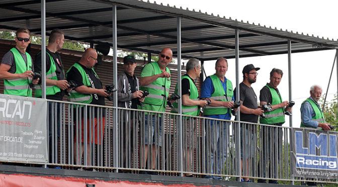 Nitro-West-Masters 2018: Halbzeit nach dem Lauf beim RMC Düren