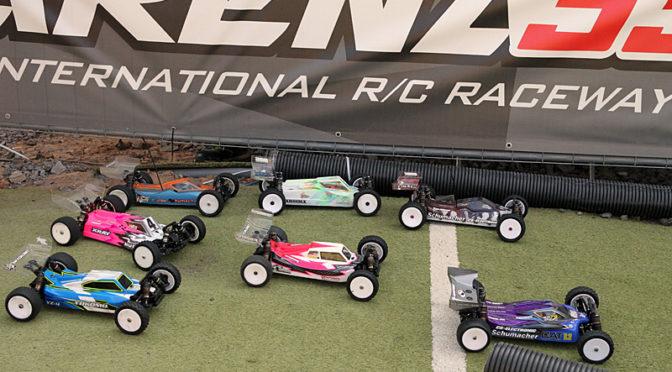 Deutsche Meisterschaft Buggy 4WD & Truggy 2WD 2018 in der Arena 33