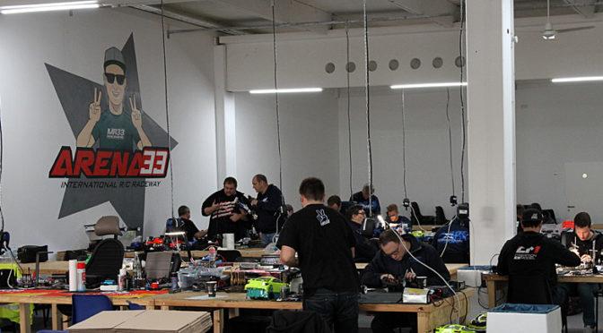 28. bis 30. September: DM 2018 Tourenwagen und Formel in der Arena 33