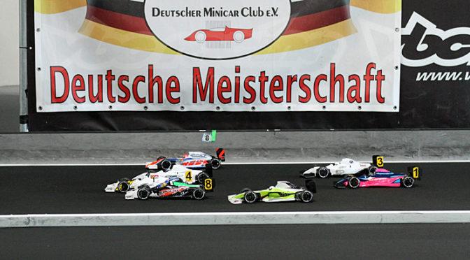Deutsche Meisterschaft 2018 Tourenwagen & Formel in der Arena 33