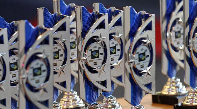 Masters of Foam 2018: Europameister Ollie Payne feiert Doppelsieg