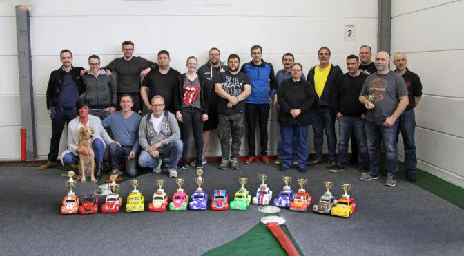 Der Käfer läuft und läuft – Das Käfer-Fun-Cup-Finale 2019