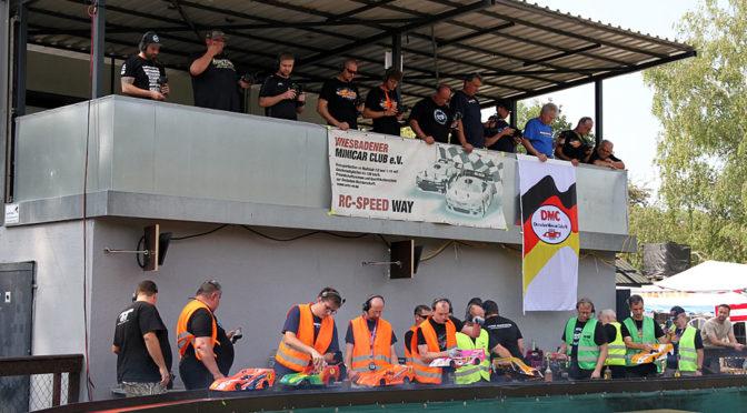 Deutsche Meisterschaft 2019 Nitro 1:8 in Wiesbaden – ein Rückblick